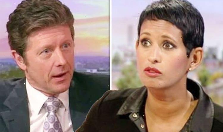 Naga Munchetty: BBC Breakfast host defends Charlie Stayt after viewer's harsh remark