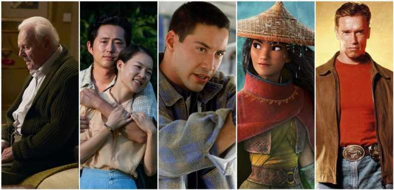 New on Blu-ray: 'Speed' 4K, 'Raya and the Last Dragon', 'Last Action Hero' 4K, 'Big Fish' 4K, 'Minari', and 'The Father'