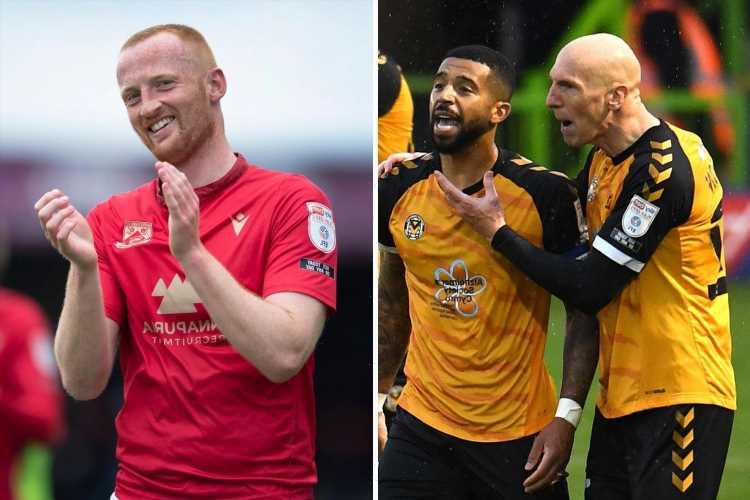 Newport vs Morecambe: Live stream, TV channel, kick-off time, team news for  TODAY'S League Two playoff final