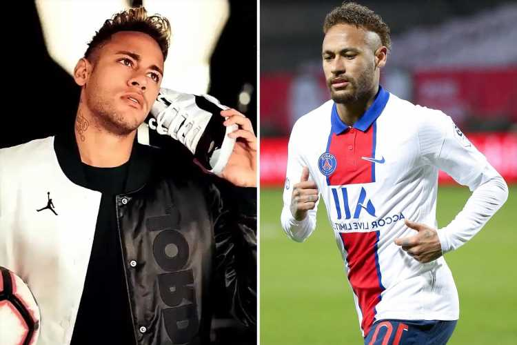 Neymar 'tried to force Nike employee to perform oral sex on him in NYC hotel' before being dropped by sportswear giant