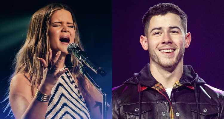 Nick Jonas, Maren Morris, & More Perform at SHEIN Together Fest 2021