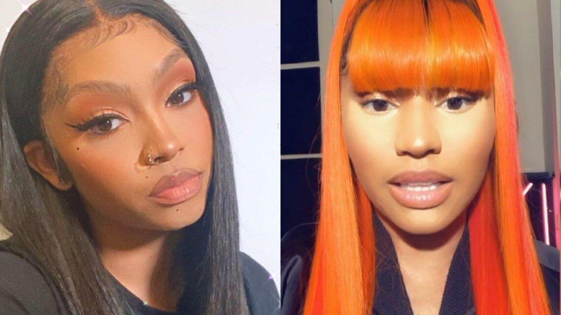 Nicki Minaj Not Trying to 'Embarrass' Cuban Doll Despite Correcting 'Crocodile Teeth' Lyrics
