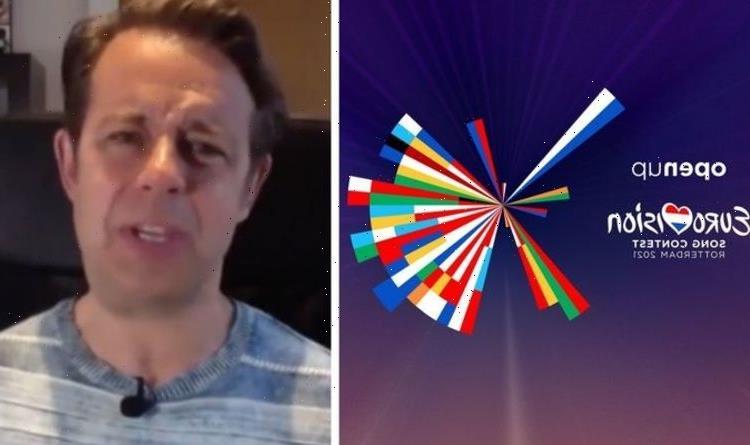 'No one ever votes for us' UK should boycott Eurovision insists DJ Pat Sharp