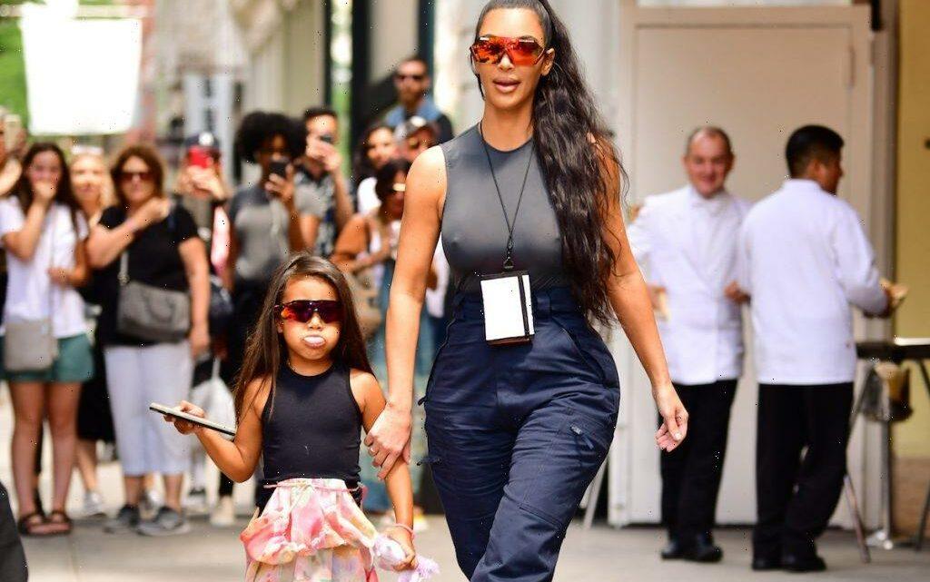 North West Just Called out Kim Kardashian West Over Olivia Rodrigo's New Album