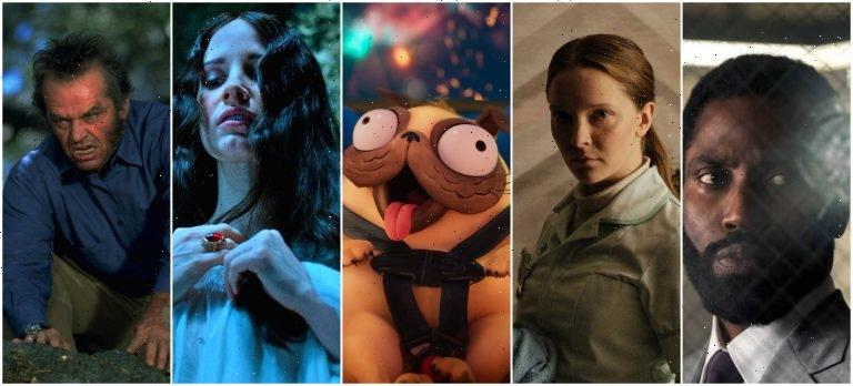 Now Stream This: 'The Mitchells vs. The Machines', 'Tenet', 'Saint Maud', 'Crimson Peak', 'Twister', 'Synchronic', 'Wolf', and More