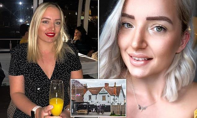Nurse left with serious burns after customer's heater exploded at pub