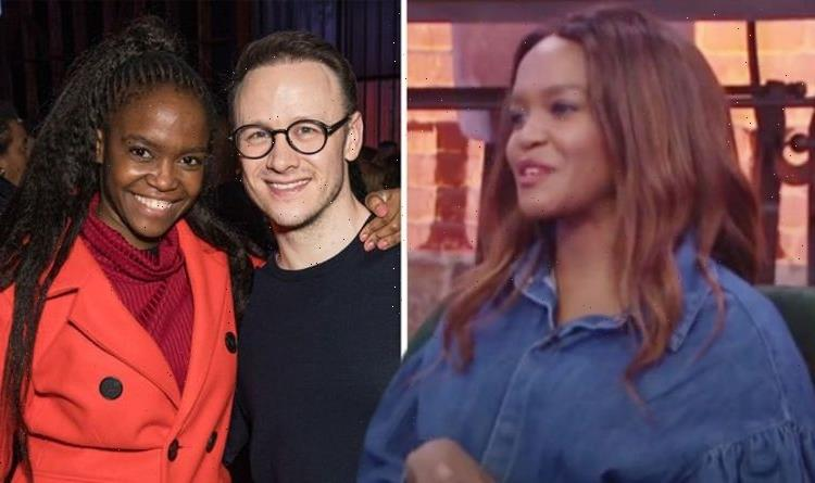 Oti Mabuse addresses awkward Kevin Clifton marriage grilling on TV 'What's happened here?'
