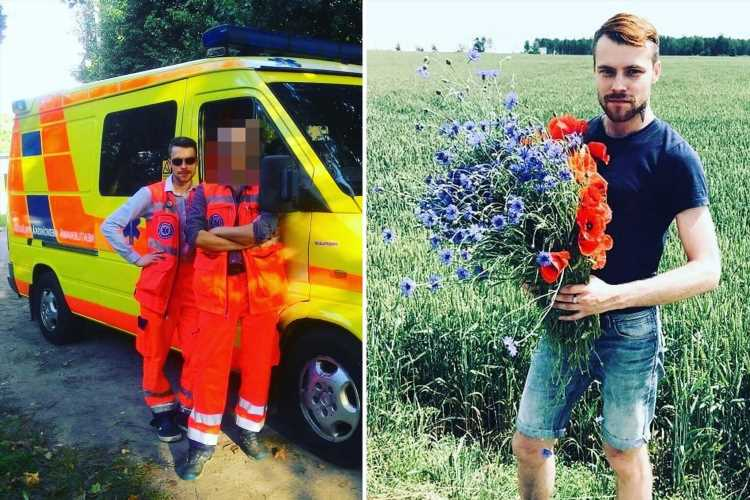 Paramedic, 29, burnt to death in 'homophobic attack' outside his home as cops slammed for calling it 'suicide'