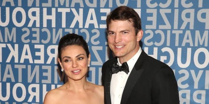 People Are Very Confused by Mila Kunis and Ashton Kutcher's Huge Luxury Farmhouse