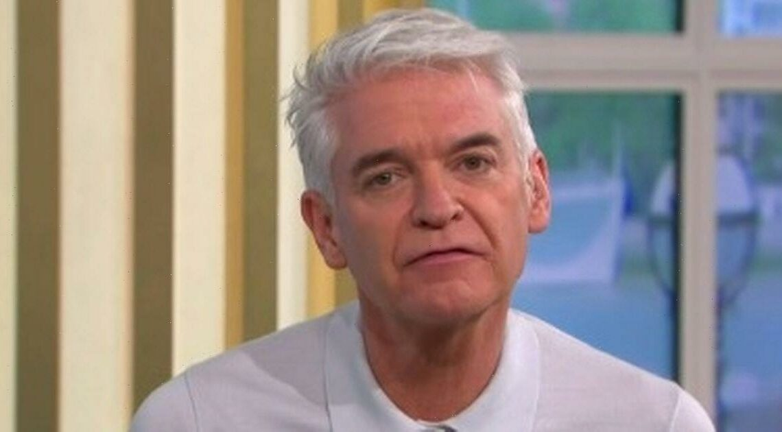 Phillip Schofield makes surprise cameo appearance in Prince Harry documentary