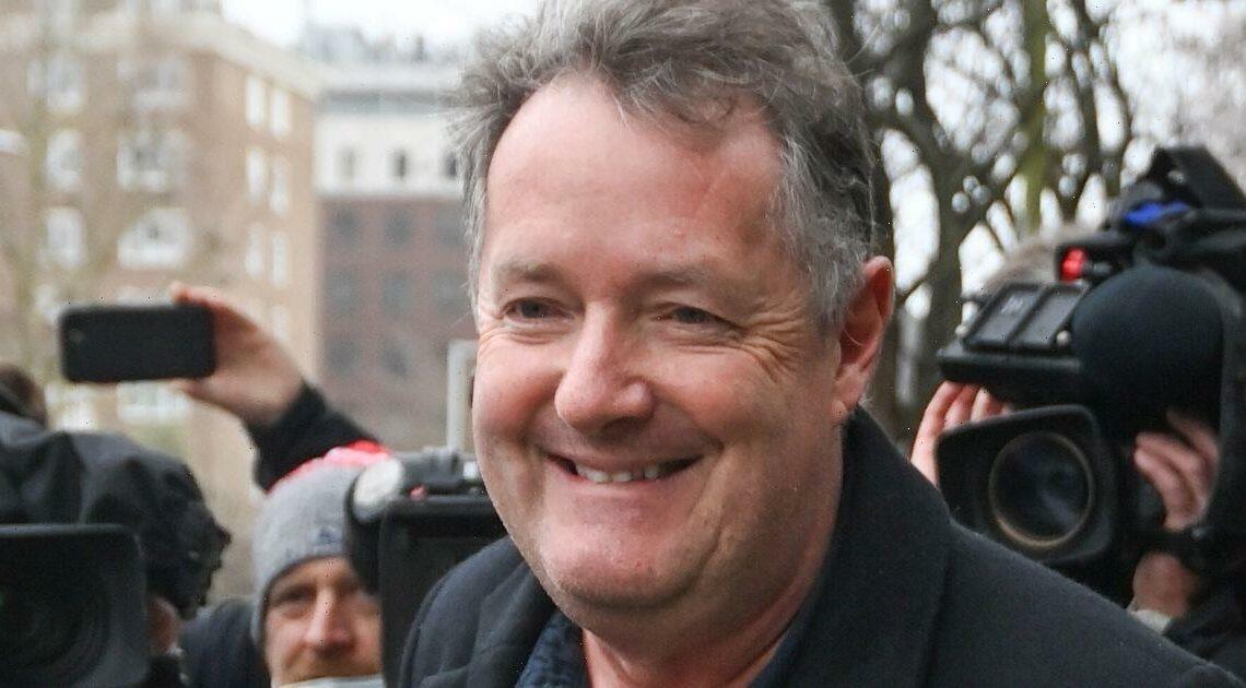 Piers Morgan mocks Prince Harry for 'massive chip on his shoulder' in brutal dig