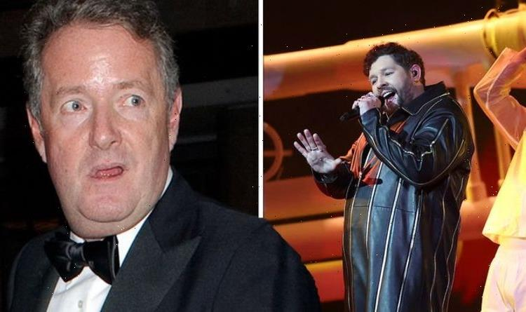 Piers Morgan slams claim UK lost Eurovision as 'some sinister revenge for Brexit'