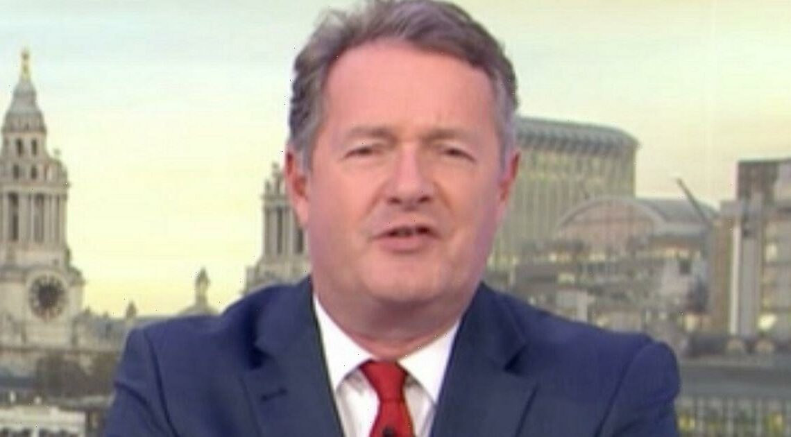 Piers Morgan steps back from Twitter as he hits out at 'unhinged' people