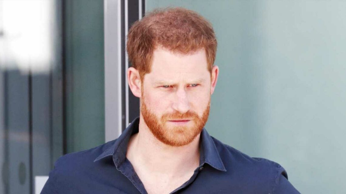 Prince Harry Met With 'Neglect' When Asking Family for Help With Anxiety