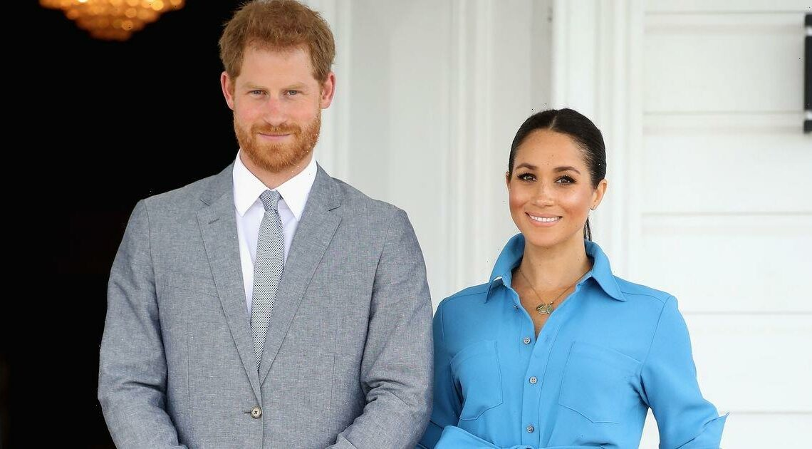 Prince Harry's American dream sours amid backlash over calling First Amendment 'bonkers' as Meghan is mocked