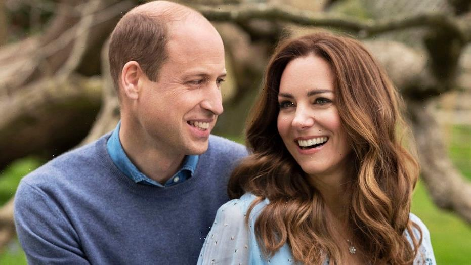 Prince William, Kate Middleton launch a YouTube channel
