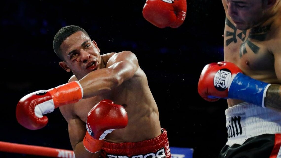 Puerto Rican boxer Felix Verdejo turns himself in after pregnant lover found dead