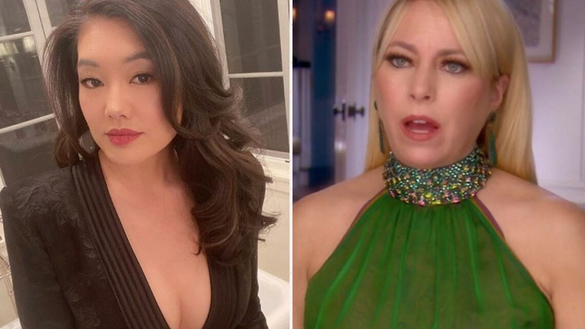 RHOBH's Sutton Stracke apologizes to Crystal Minkoff for 'insensitive race comments' & admits she was 'disrespectful'