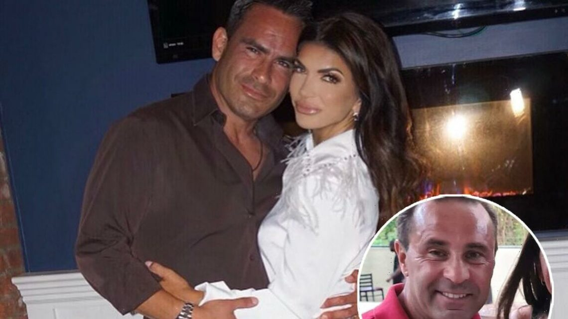 RHONJ Reunion: Teresa Grilled on Rumors of Luis' 'Dark' Past and 'Sex Obsession'