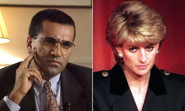 RICHARD KAY: Why Diana called Martin Bashir 'The Poison Dwarf'