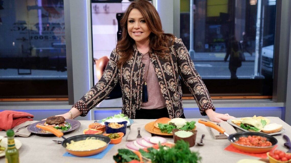 Rachael Ray's 9 Most Popular Burger Recipes of All Time