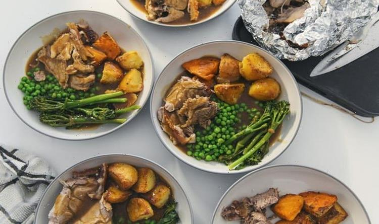 Roast dinner and stew among classics voted as nations favourite dishes, study finds