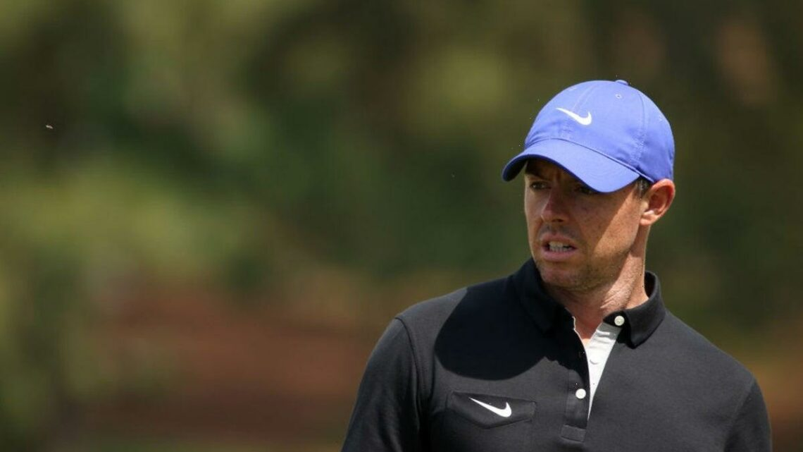 Rory McIlroy slams golf's proposed Super League as a 'money grab' as bans threatened for rebels