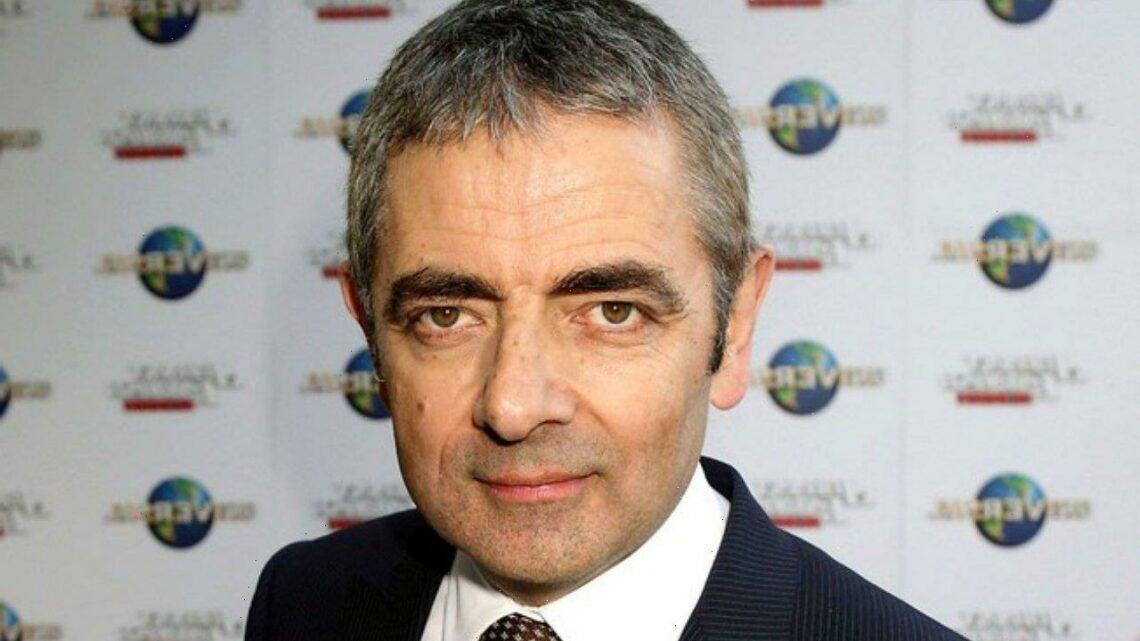 Rowan Atkinson Working on Silent Movie for Upcoming Biopic