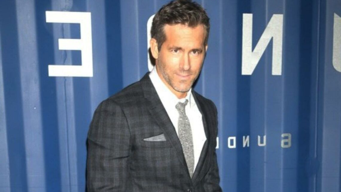 Ryan Reynolds Blames 'Lifelong' Struggle With Anxiety for Overscheduling Himself