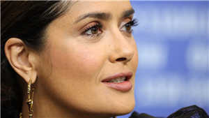 Salma Hayek Reveals She Almost Died From COVID Last Year