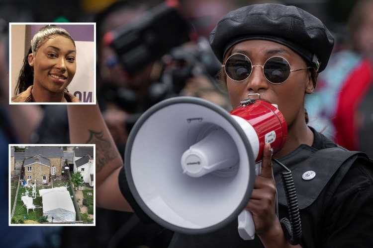 Sasha Johnson: Boy, 18, charged with conspiracy to murder after BLM activist shot in the head and left fighting for life