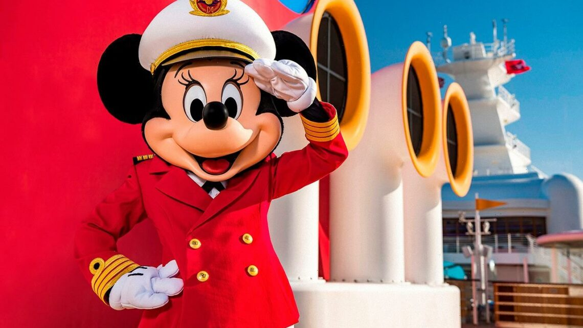 Set sail for enchantment on a UK Disney Magic at Sea cruise that's fun for the whole family