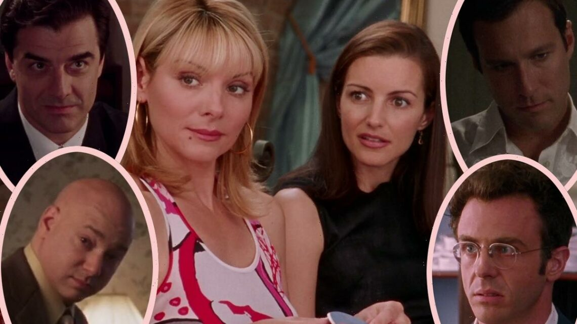 Sex And The City Secrets Revealed! Who Will & WON'T Be Returning For Reboot!