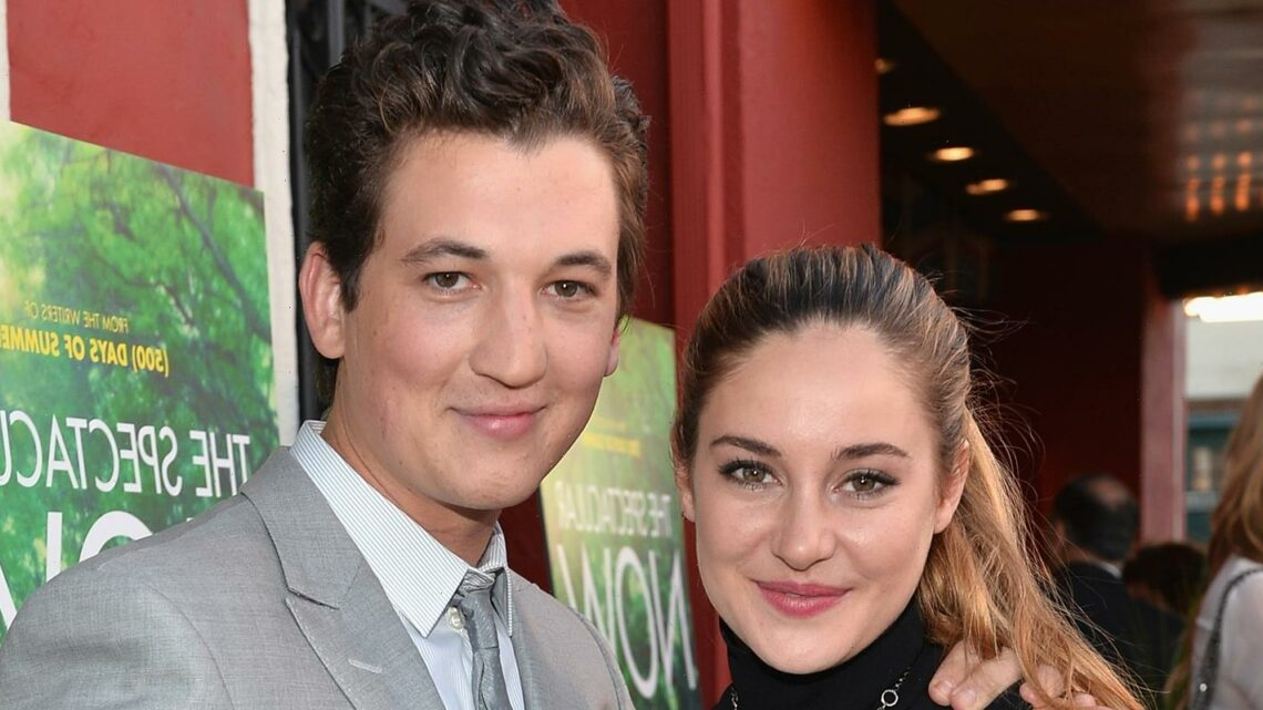 Shailene Woodley & Miles Teller Reunite For Hawaii Vacation With Their Significant Others!