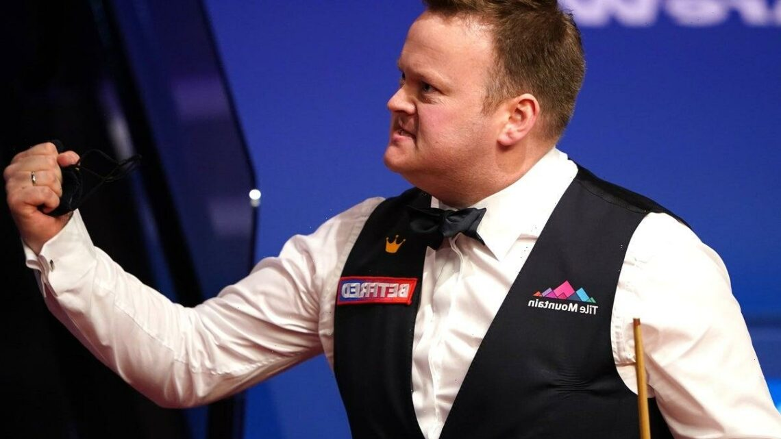 Shaun Murphy ignores critics to book World Snooker Championship final with slow Mark Selby