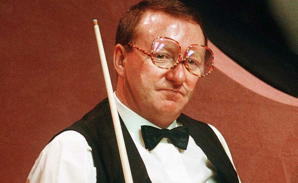 Snooker legend Dennis Taylor bids emotional farewell and announces retirement aged 72 after 49-year career