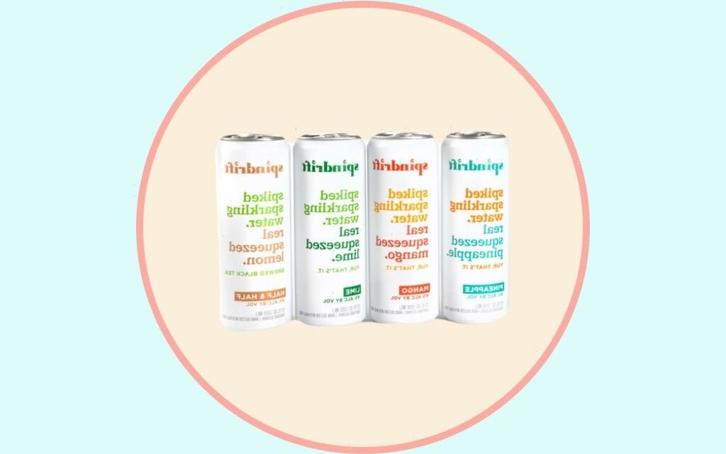 Spindrift Is Launching a Spiked Seltzer Line & It Looks Seriously Refreshing
