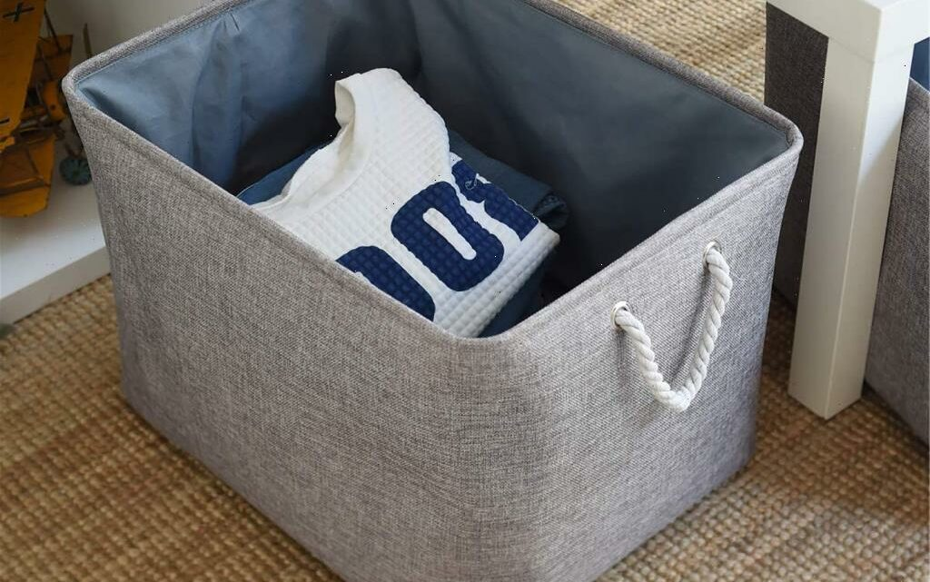 Storage Bins for Every Kind of Clutter