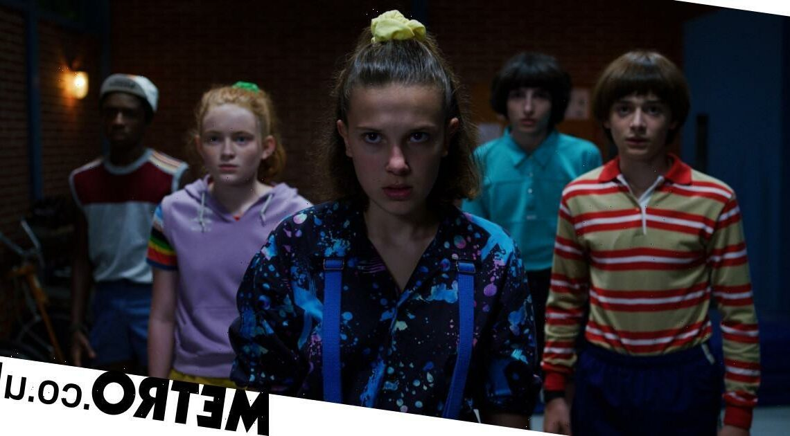 Stranger Things writers tease fans with return of season 4 and we're not ready