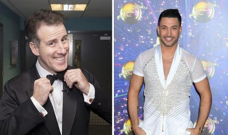 Strictly's Giovanni Pernice opens up on what Anton du Beke is really like backstage