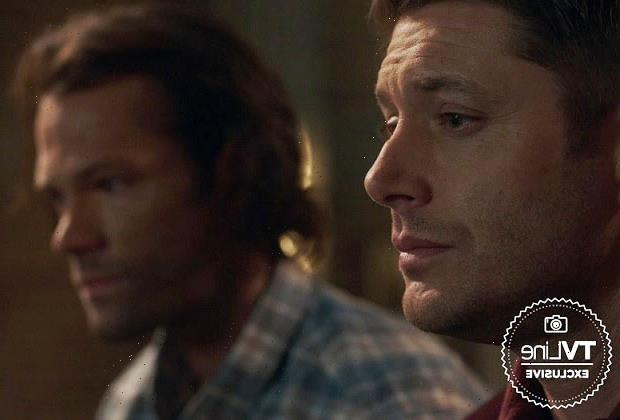 Supernatural Video: Dean and Sam Toast Castiel and Everyone They've Lost in Extended Deleted Scene