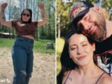Teen Mom Jenelle Evans' husband David says his wife is 'really good at dancing' & he's 'proud' of her being on TikTok
