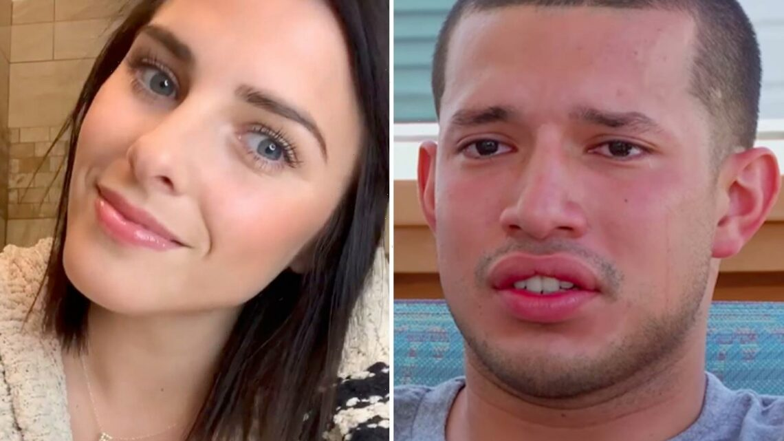 Teen Mom's Lauren Comeau likes Bristol Palin's cryptic quote about 'grace' after Javi Marroquin 'messed up by cheating'