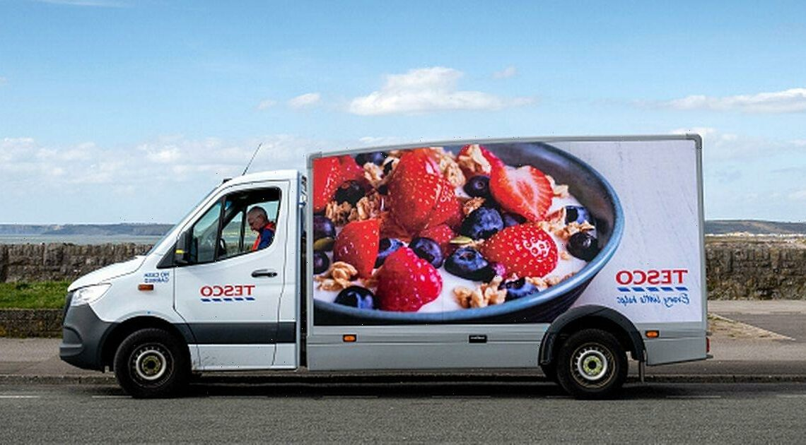 Tesco begins trialing new service to help deliver food shopping in just one hour
