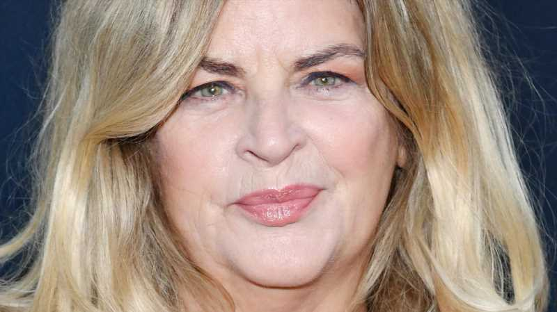 The Bizarre Comparison Kirstie Alley Just Made To The Republican Party
