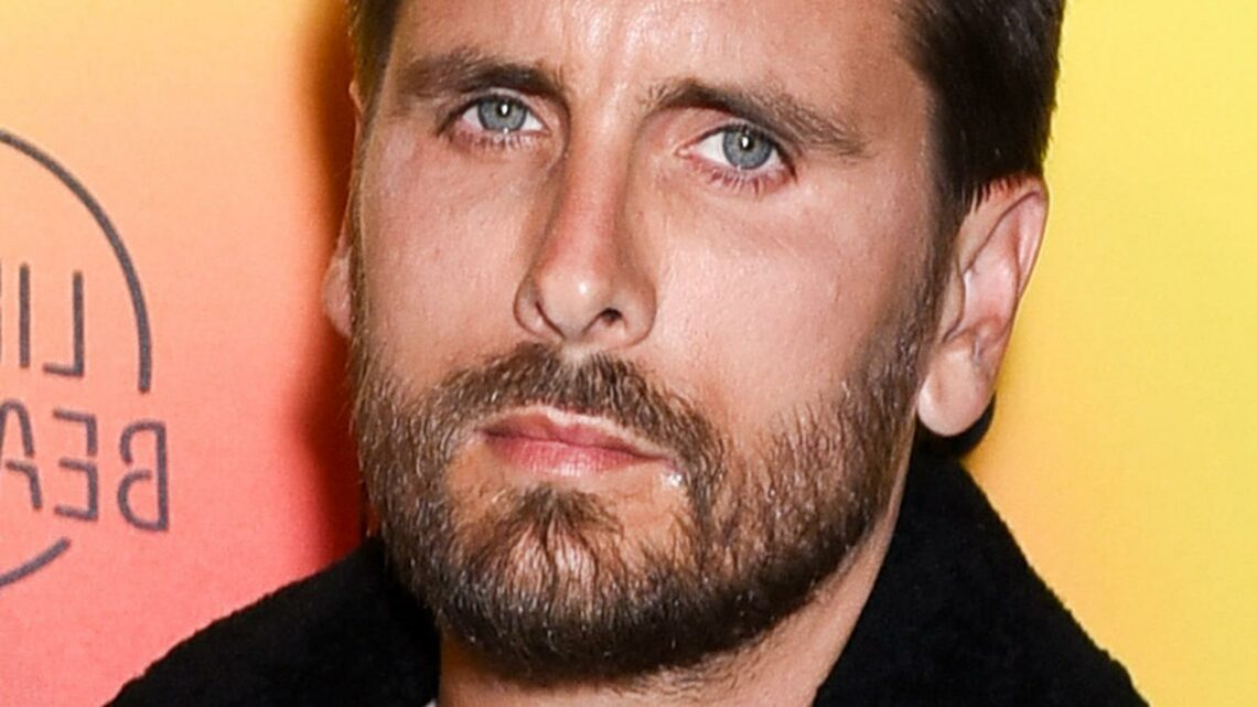 The Lavish Party Favors Scott Disick Gave Guests At His Birthday Party