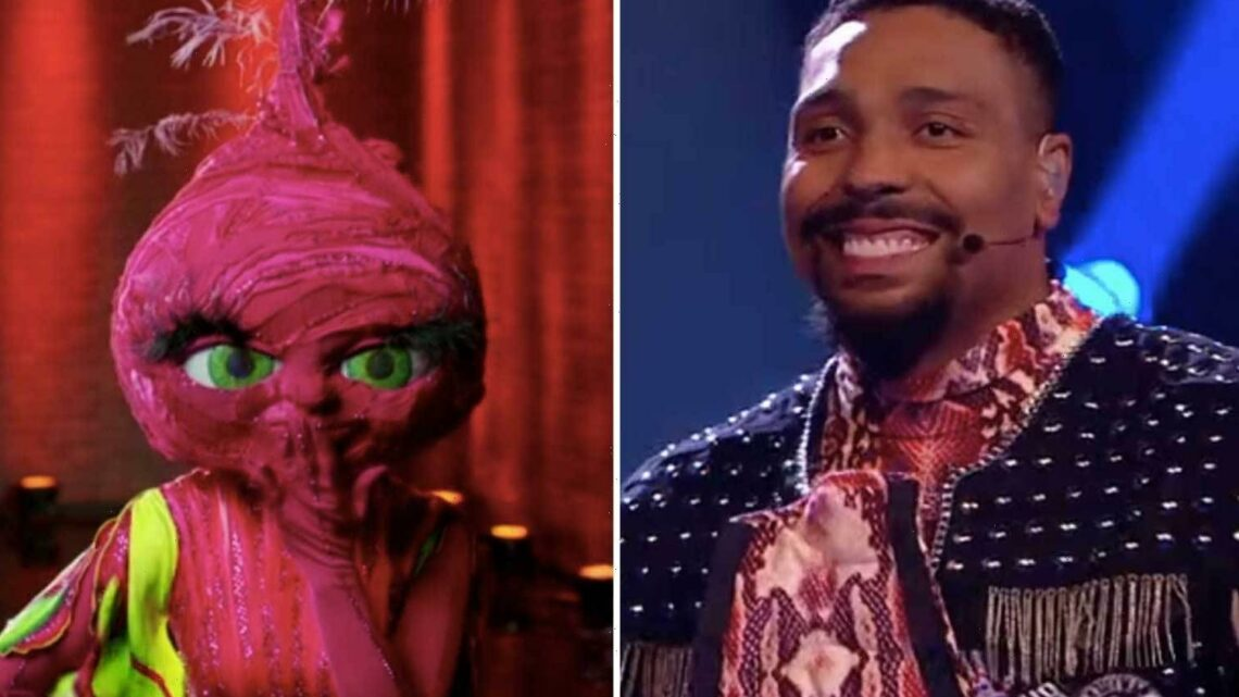The Masked Dancer fans furious after Jordan Banjo's Viper is voted off over Beetroot and rage she 'didn't dance'