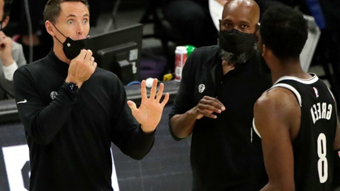 The two sides of Nets' Steve Nash as playoffs loom