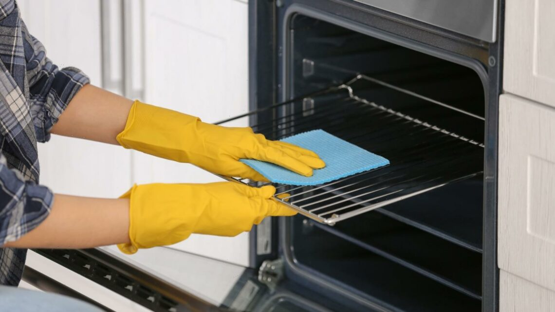 This Easy Hack Will Finally Get Your Dirty Oven Racks Clean