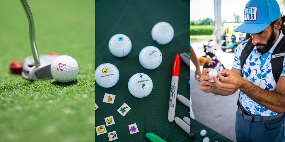 Titleist Brought out Golfers' Creative Sides at HYPEGOLF Miami Invitational